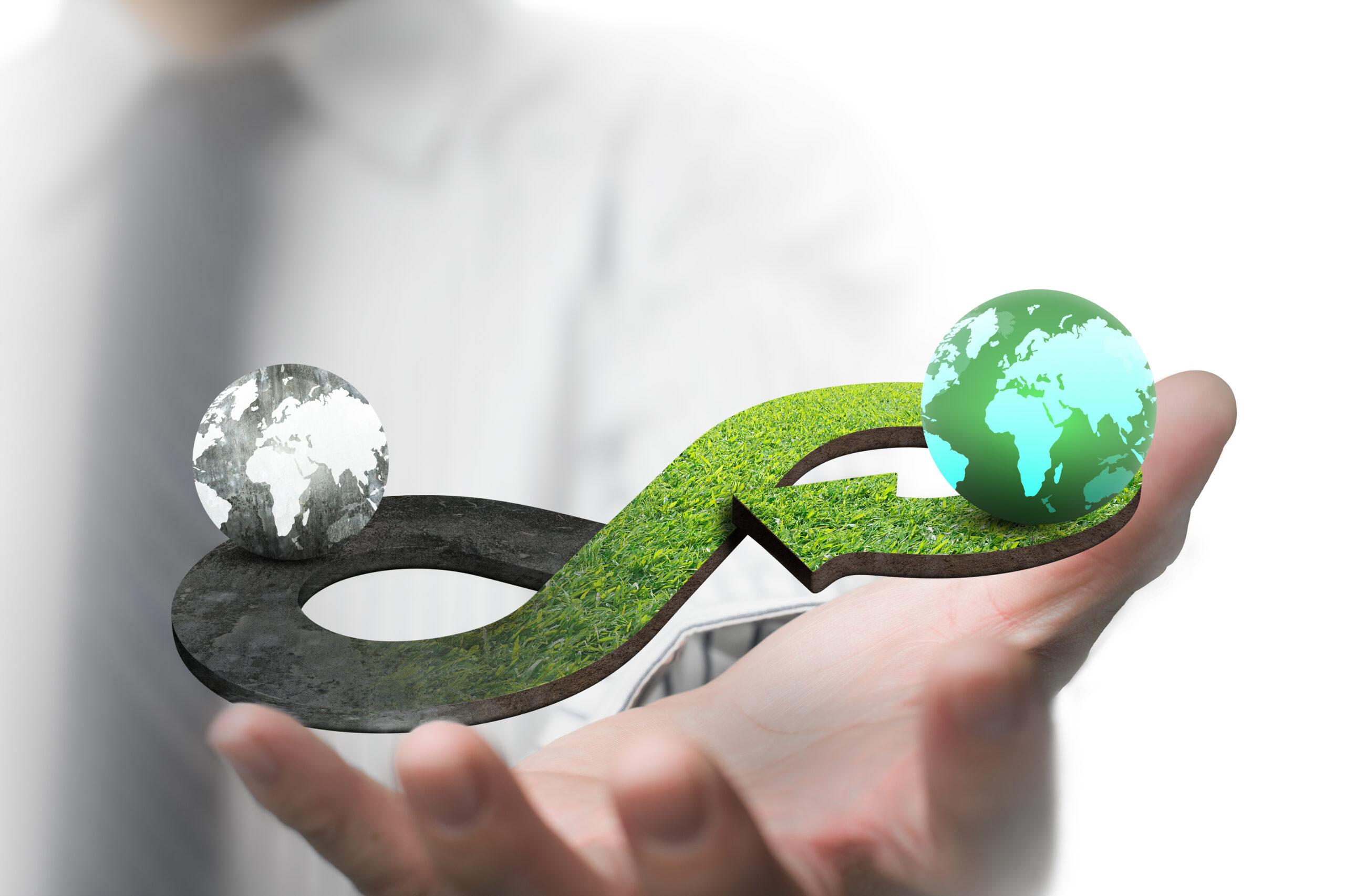 The Circular Economy: Put Your Purpose Into Focus