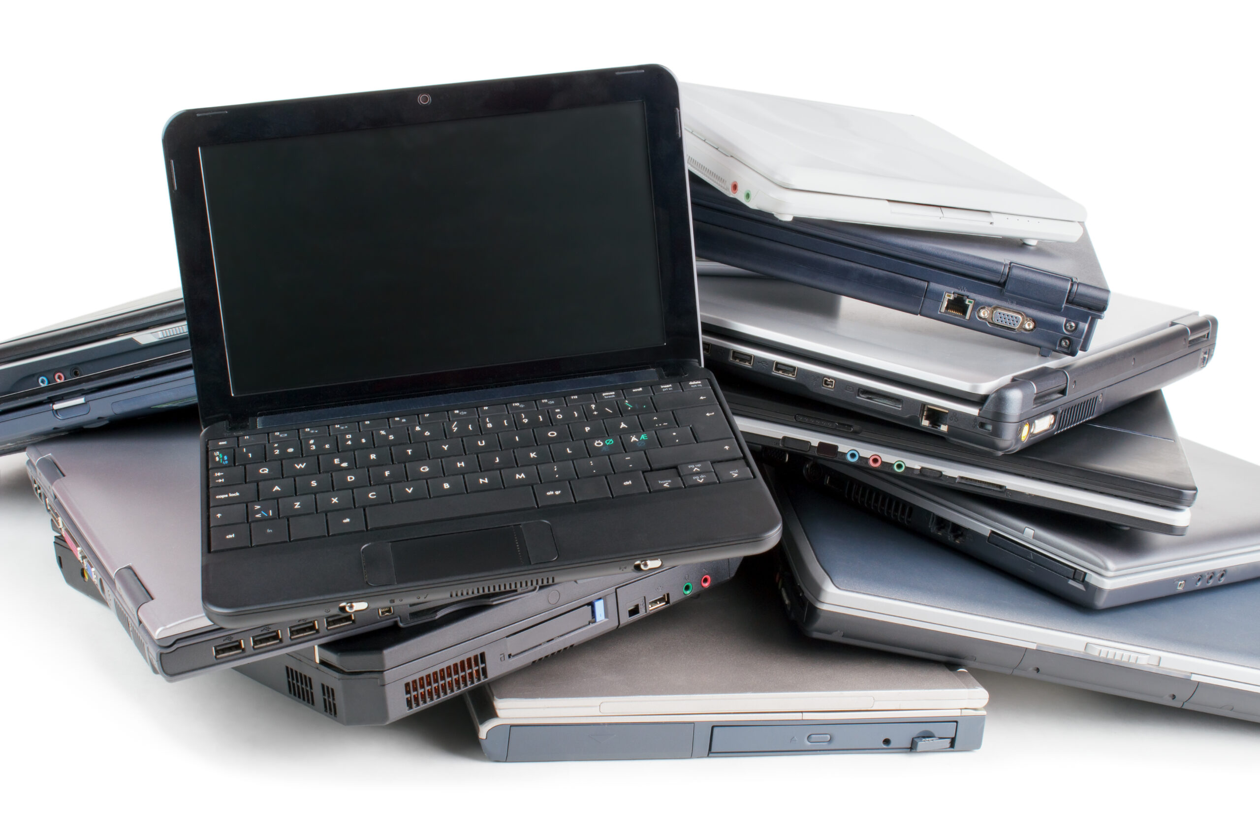 Can Selling Outdated Electronics Be Lucrative?