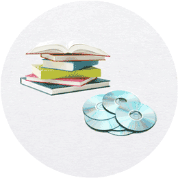 Books, Music and Movies
