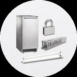 Industrial Equipment & Building