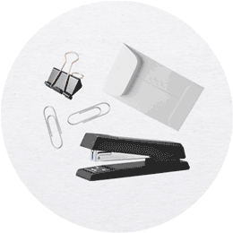 Office Supplies & Equipment