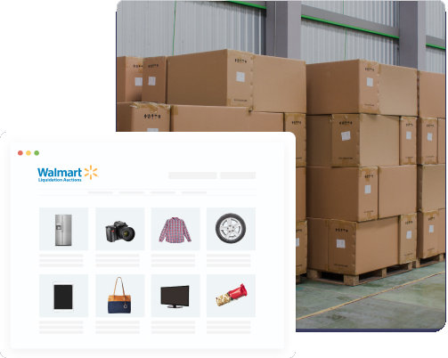 SELL YOUR EXCESS INVENTORY ON B-STOCK