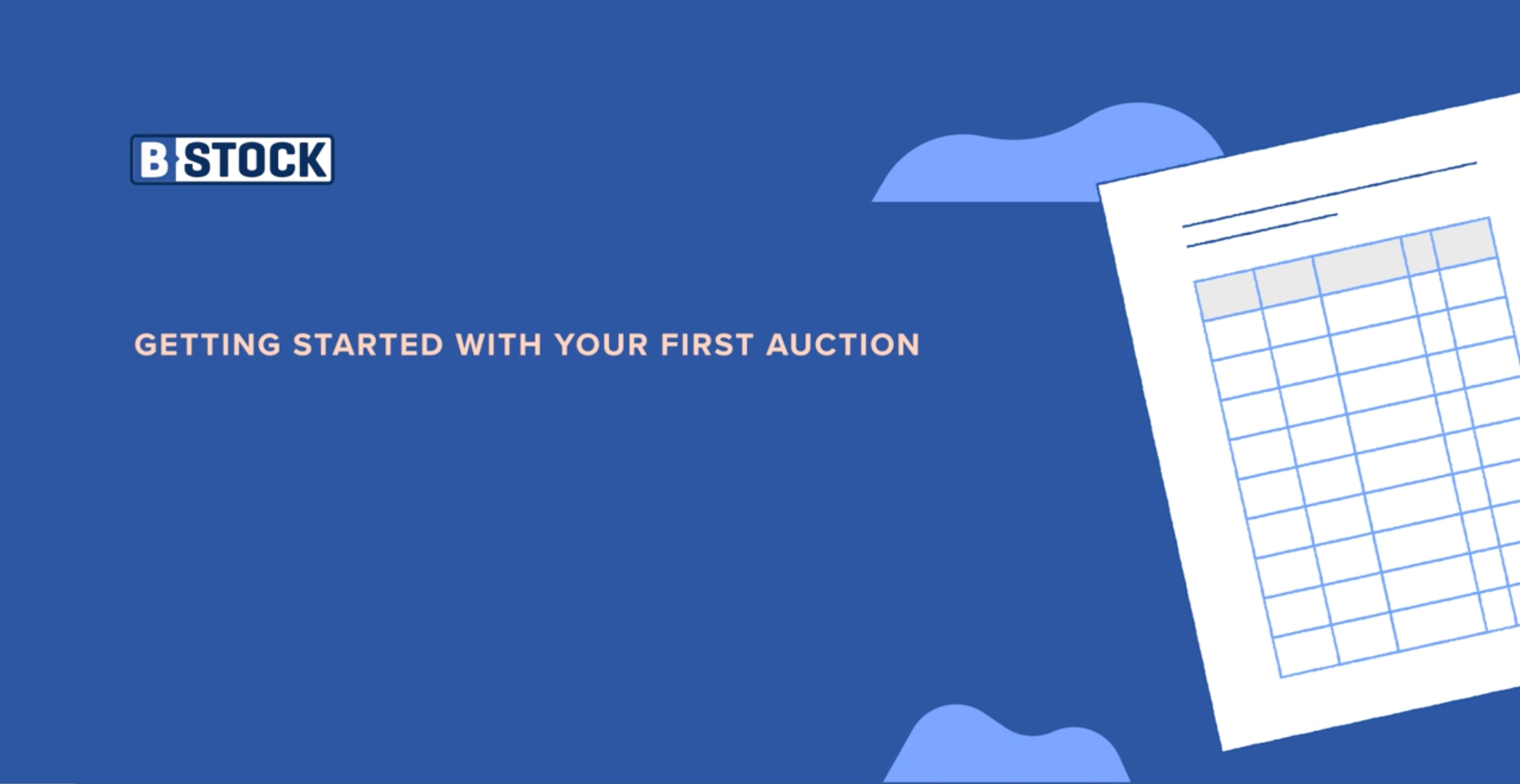 Video: Creating Manifests and Crafting Auction Titles