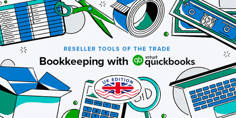 Reseller Tools of the Trade UK: Bookkeeping with QuickBooks